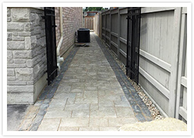 Interlocking brick walkways kleinburg 3