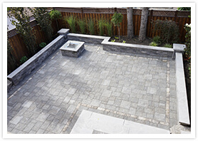 backyard patios contractor maple 00