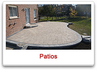 patios by core precision