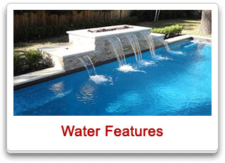 water features by core precision