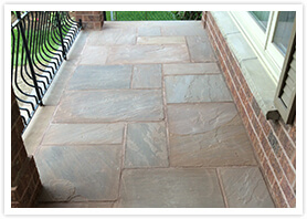 custom flagstone patios vaughan 5
