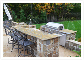 custom natural stone retaining walls woodbridge 5
