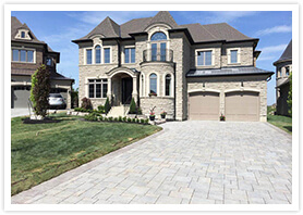 stone driveways in woodbridge ontario