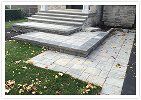 flagstone walkways vaughan 1