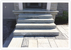 garden stairs design vaughan 2