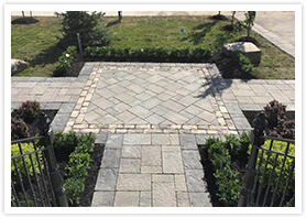 garden walkways contractor kleinburg 4