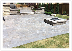 hardscape design richmond Hill 00