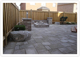 hardscape design company richmond Hill 3