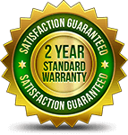 patio design warranty