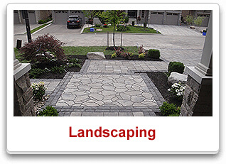 landscaping design maple