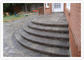 natural stone stairs maple 3