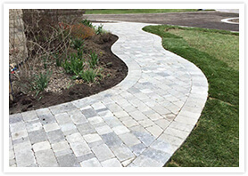 outdoor path design company kleinburg 6