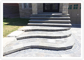outdoor stairs design vaughan 0
