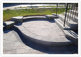 outdoor steps designs kleinburg 2