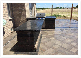 patio landscaping maple 6