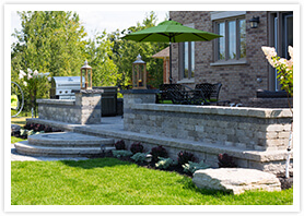 retaining wall design kleinburg 00