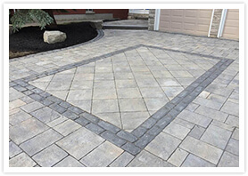 vaughan stone driveways contractor