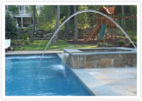 water features for pools nobleton 5