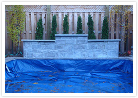 waterfalls for pools nobleton 3